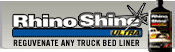 Rhino Shine Truck Bed Liner Conditioner